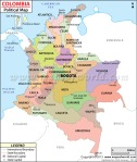 colombia-political-map